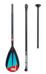 2019 Red Paddle Co Carbon 50 Nylon 3PC Adjustable SUP Paddle
