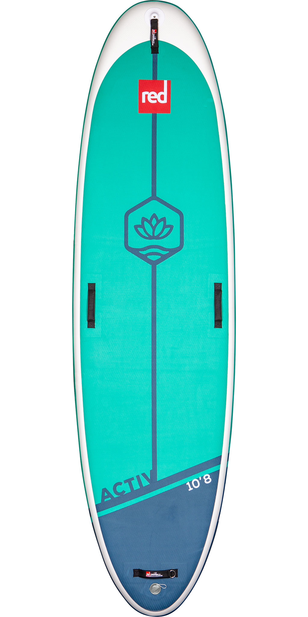 2021 Red Paddle 10'8 Activ Yoga Front