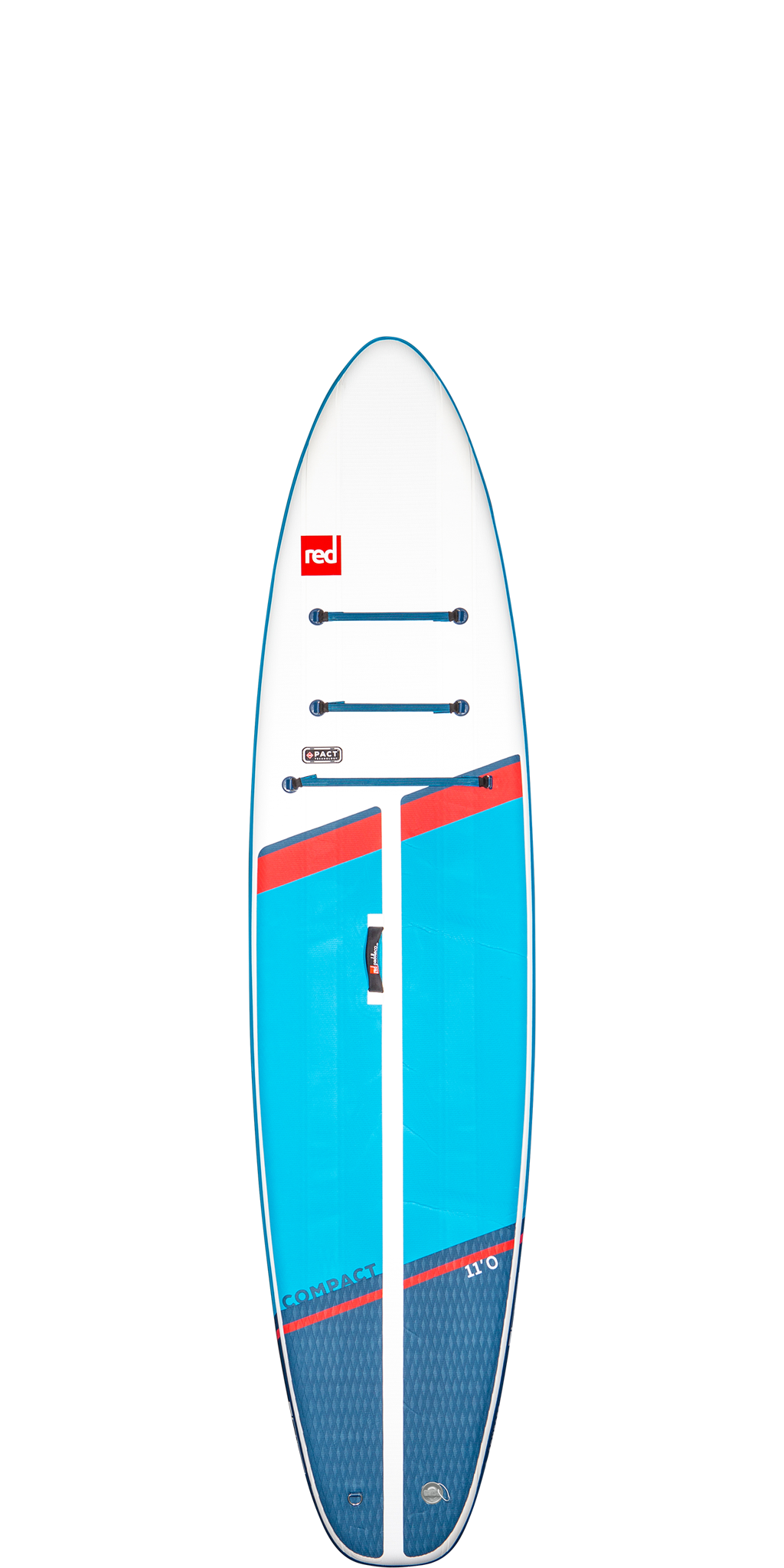 Red Paddle Co 11' Compact SUP Front