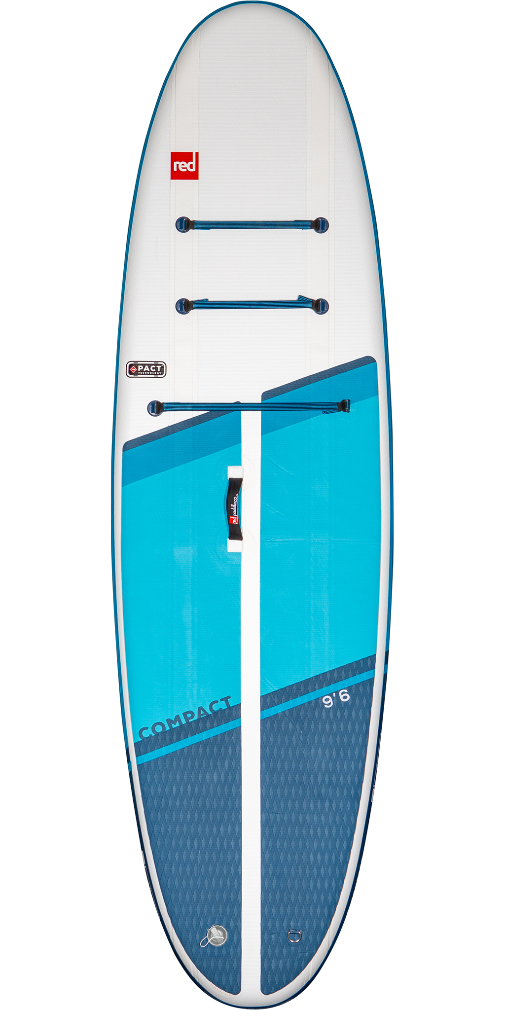 Red Paddle 9'6 Compact SUP Front
