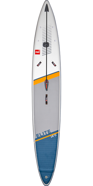 2021 Red Paddle 14 Elite Front