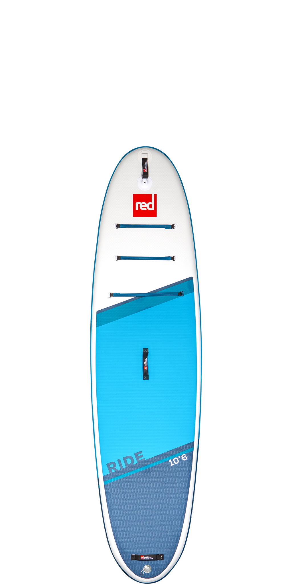 2021Red Paddle 10'6 Ride Front