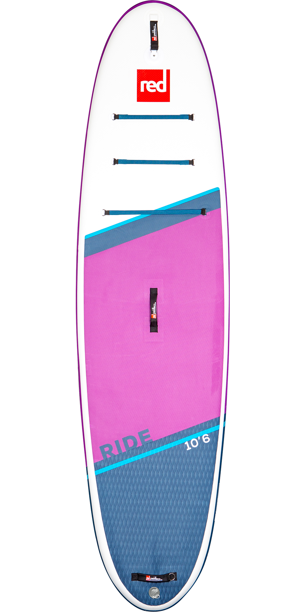 2021 Red Paddle Co 10'6 Ride SE Front