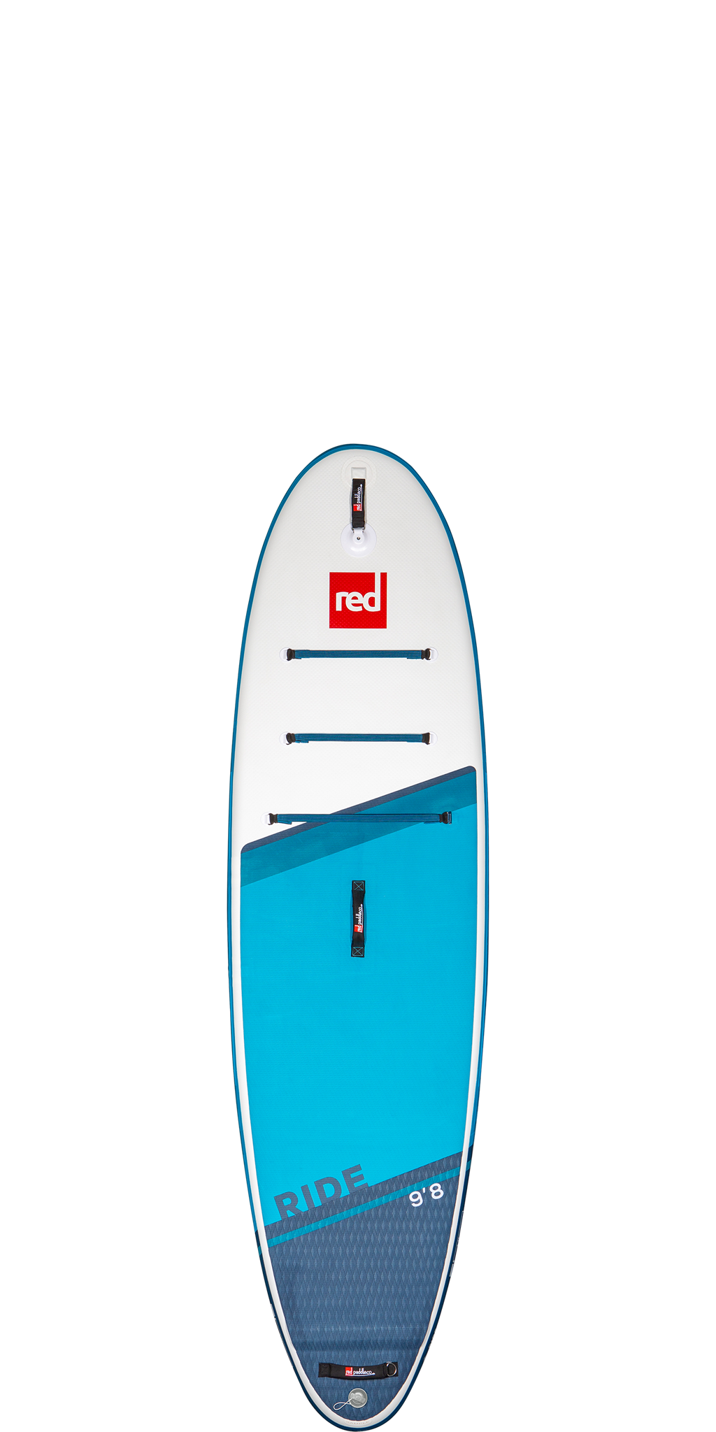 2021 Red Paddle Co 9'8 Ride Front