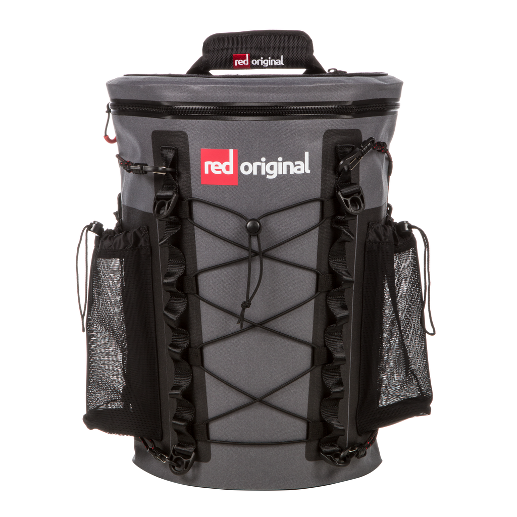 Red Original Deck Dry Bag - Front