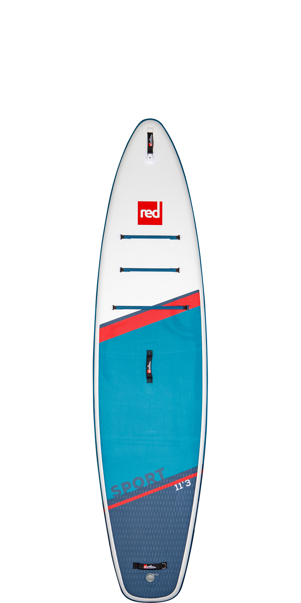 2021 Red Paddle Co 11'3 Ride Front