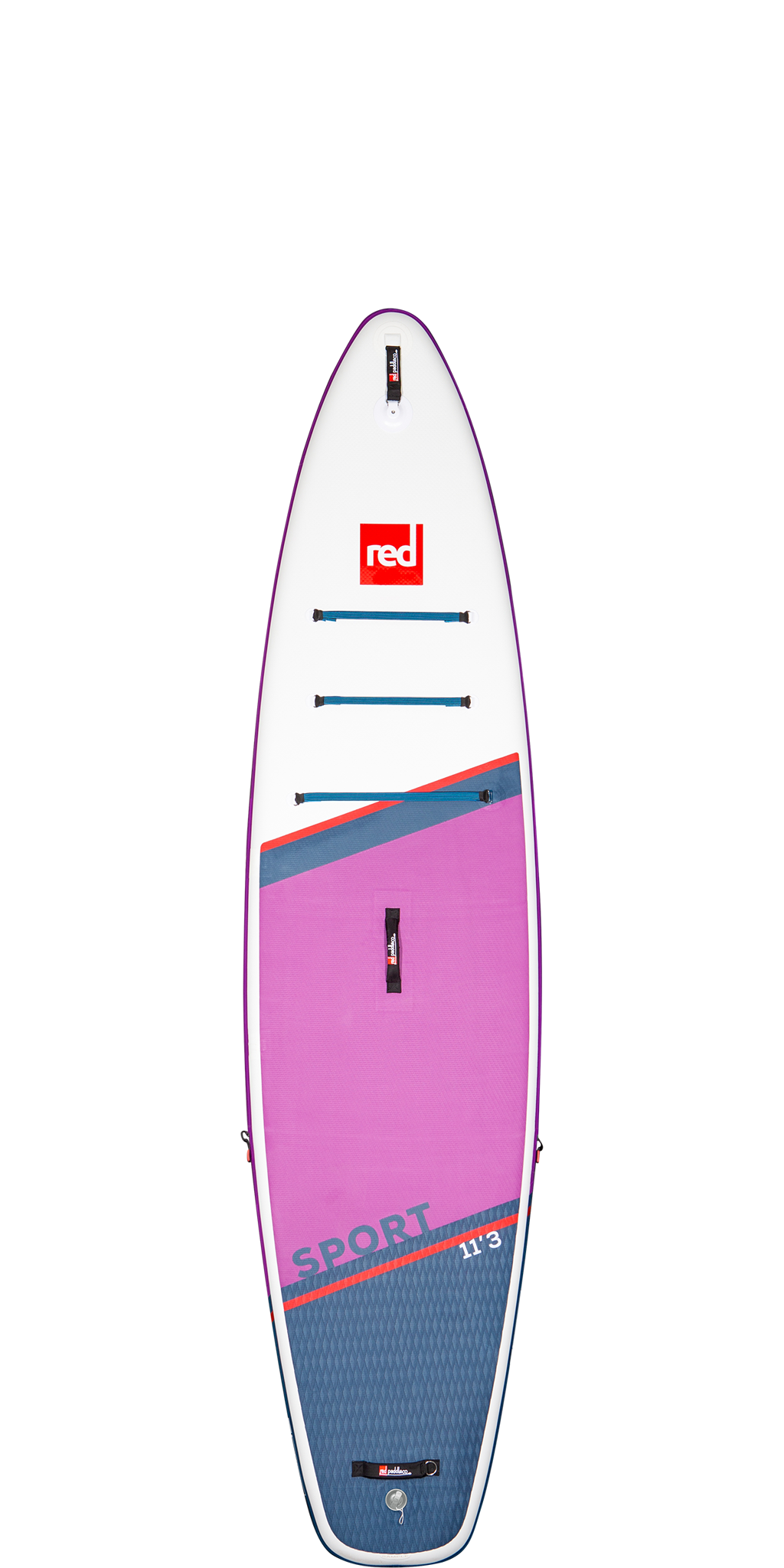 2021 Red Paddle Co 11'3 SE Ride Front