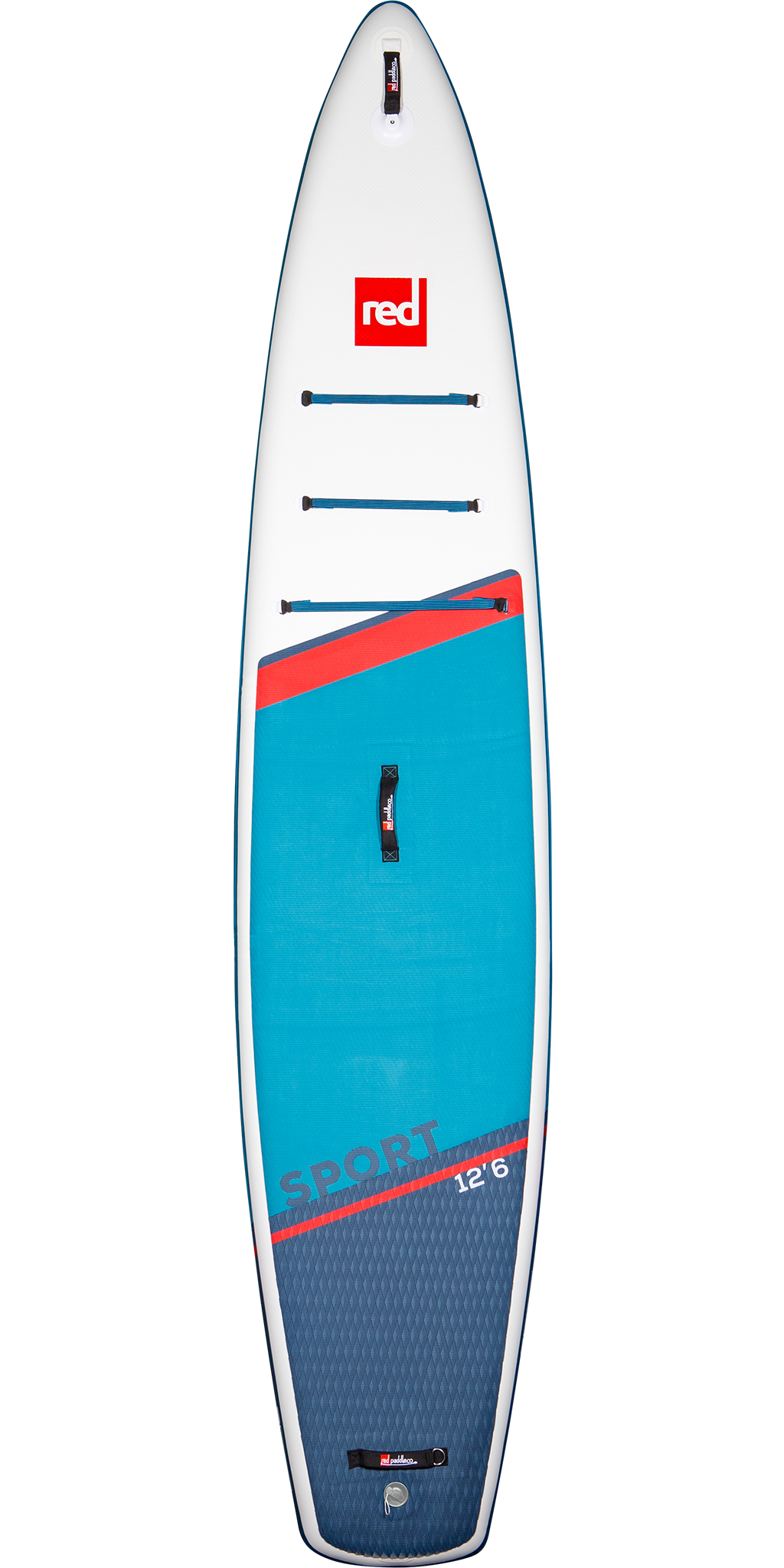 2021 Red Paddle Co 12'6 Ride Front