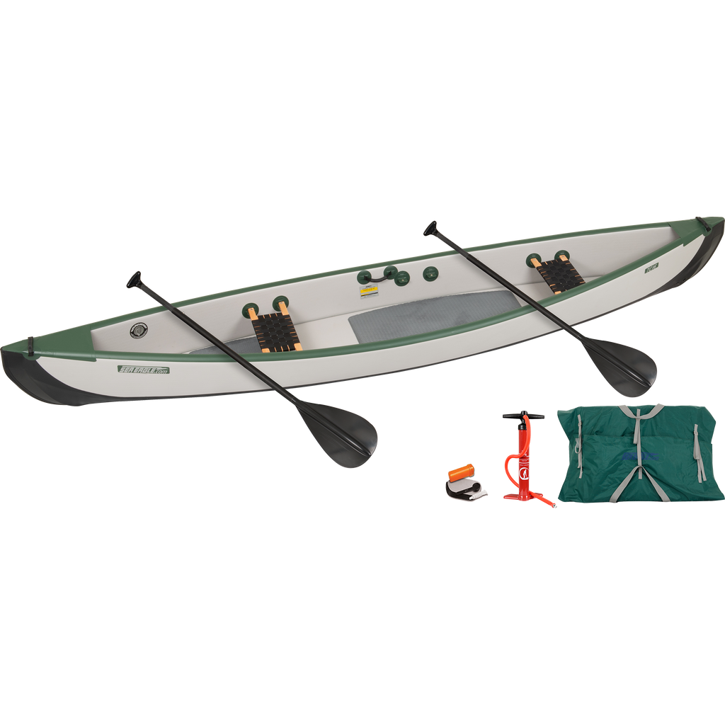 Sea Eagle TC-16 Canoe 2 Person