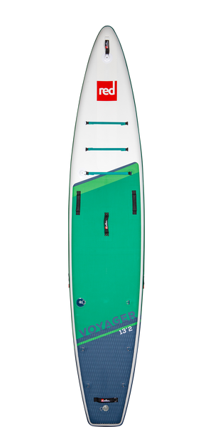 2021 Red Paddle Co 13'2 Voyager Front