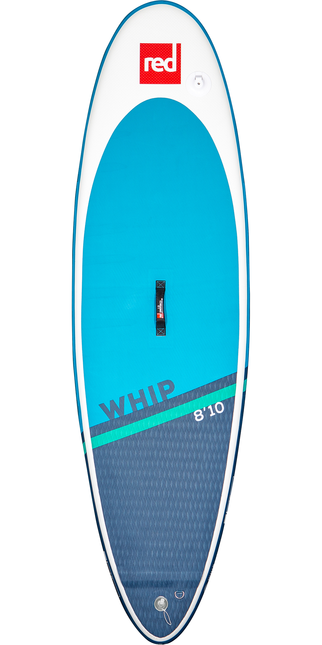"2021 Red Paddle 8'10"" Whip Front"