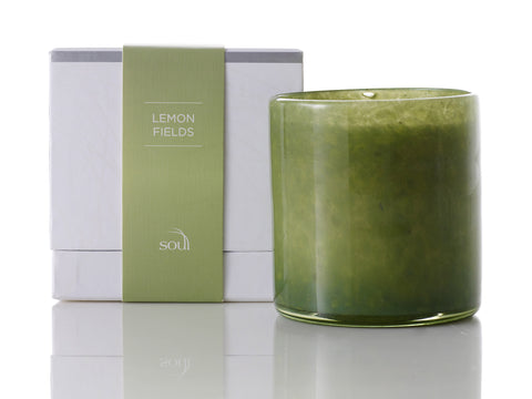 Lemon Fields - Soul Luxury Candle
