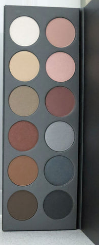 Neutral 12 Pan Eyeshadow Palette - Limelily