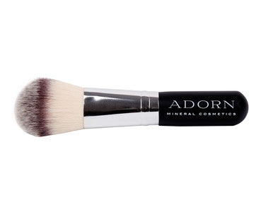 Adorn Vegan Bronzer/Blush Brush