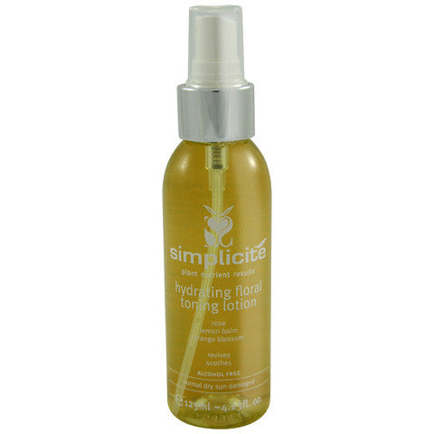 Simplicit̩ Hydrating Floral Spray 1 (Normal/Dry/Mature)