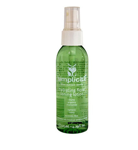 Simplicit̩ Hydrating Floral Spray 2 (Combination/Oily/Teenage/Breakout)
