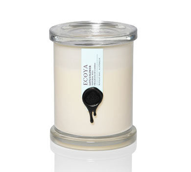 Ecoya Metro Jar Candles - Lotus Flower
