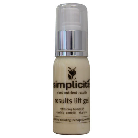Simplicit̩ Results Lift Gel