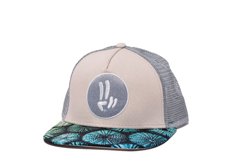 Smile Hat | Sea Urchin Peace Cream | Rain - Smile Share The Vibe - 1