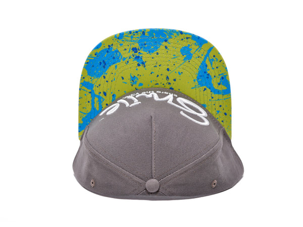 Smile Hat | Mahi Oh Snap Steel | White - Smile Share The Vibe - 2