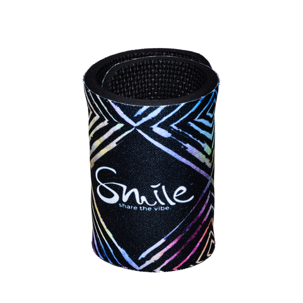 Smile Koozie - Tye Dye - Smile Share The Vibe - 2