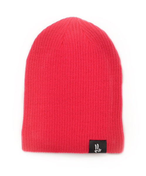 Smile Beanie | Pink - Smile Share The Vibe - 2