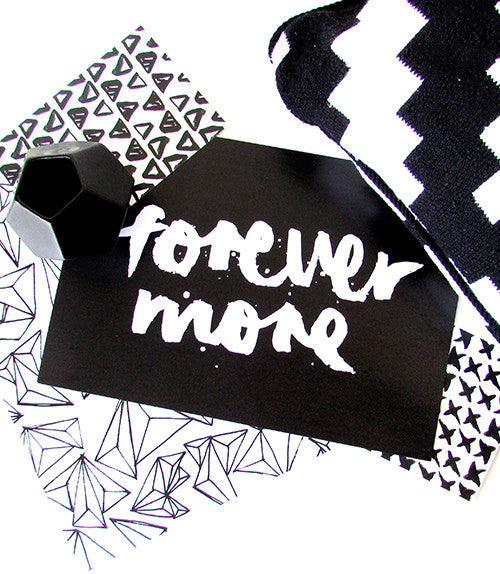Forever More Print