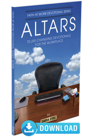 Altars Digital E-book