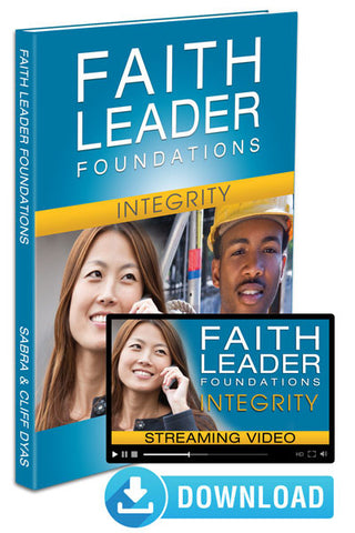 Faith Leader Foundations: Lesson 2, Integrity E-Book and Streaming Video (Digital Edition)