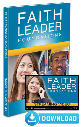 Faith Leader Foundations: Complete E-Book and Video Collection (Digital Edition)