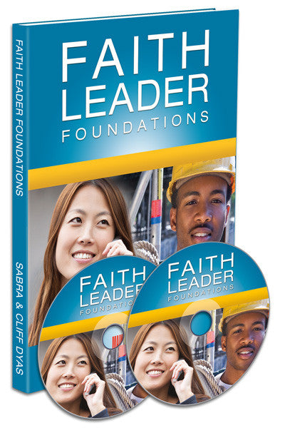 Faith Leader Foundations: Complete Book and DVD Set