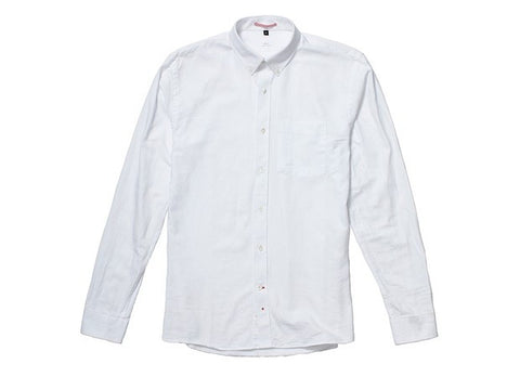 White Washed Oxford