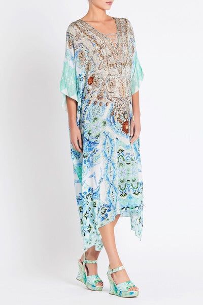 SHE'S A WILD FLOWER MEDIUM KAFTAN