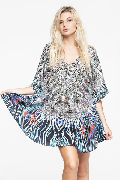 INCARNATE BUTTERFLY TOP