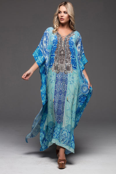 SAIL AWAY LONG KAFTAN