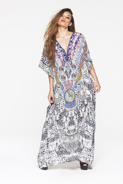 NAMIR LONG KAFTAN