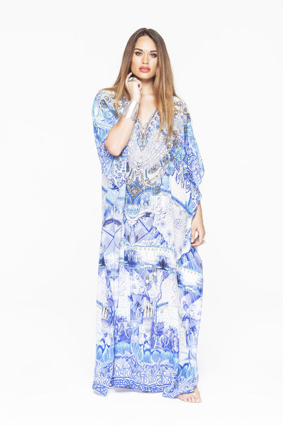 HAITI LONG KAFTAN