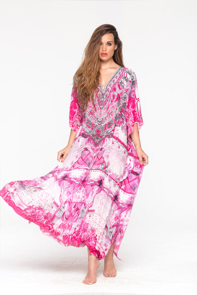 ROUSE LONG KAFTAN