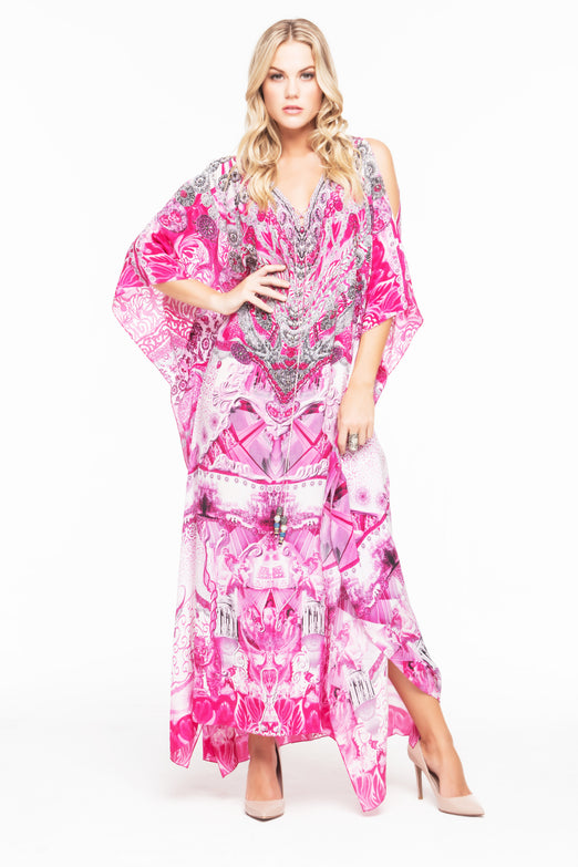 ROUSE LONG KAFTAN W SLIT