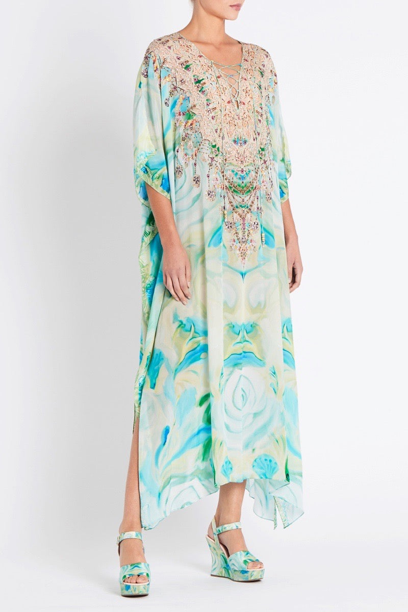 GARDEN OF EDEN MEDIUM KAFTAN