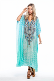 FEEL THE BREEZE LONG KAFTAN