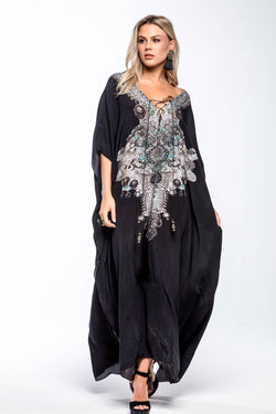ALICE LONG KAFTAN - Czarina