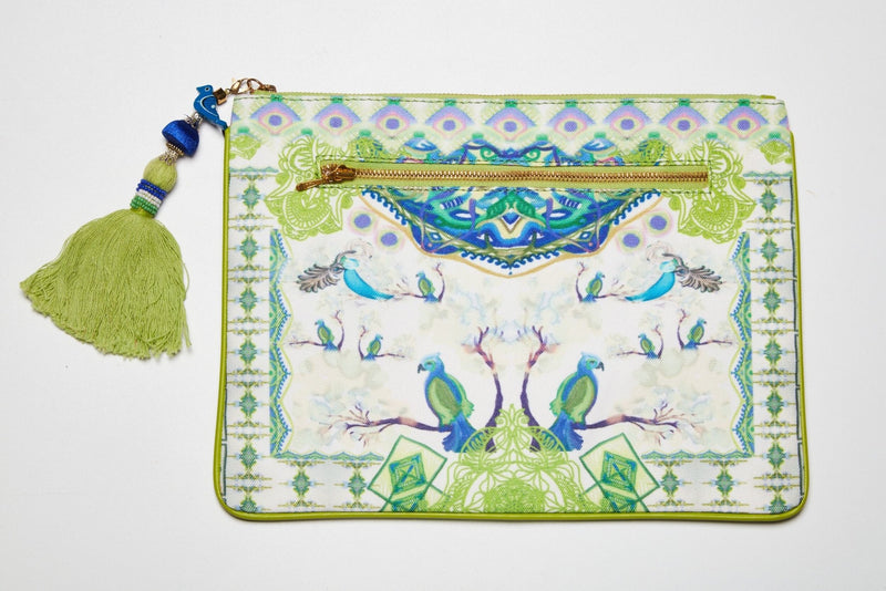 BIRDS OF PEACE CLUTCH - Czarina