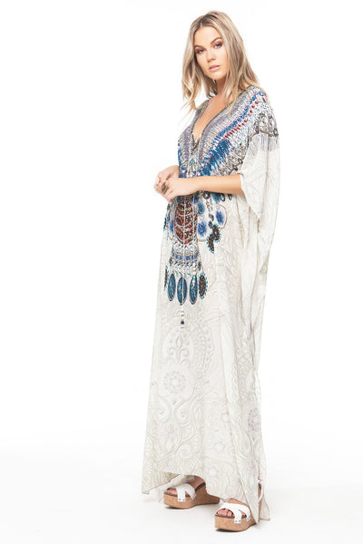 DAZZLE LONG KAFTAN