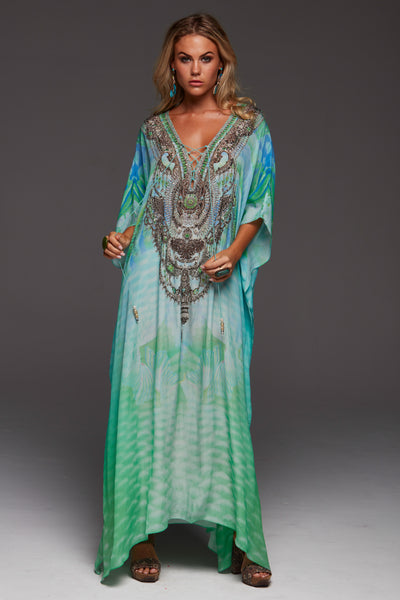 BY THE OCEAN LONG KAFTAN