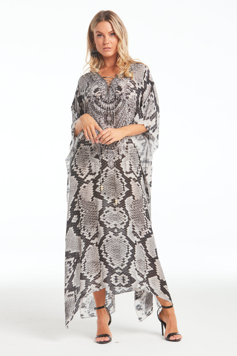 DESERT SNAKE MEDIUM KAFTAN