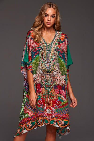 IT WAS A DREAM SHORT KAFTAN