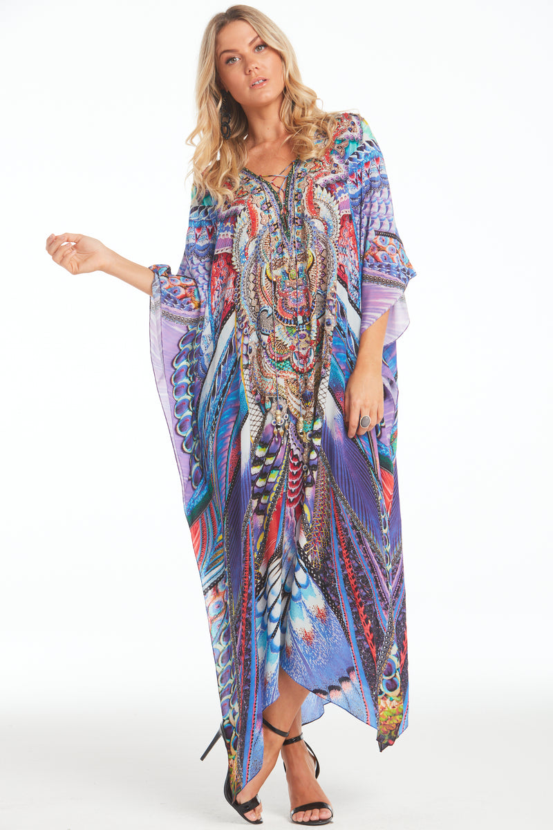FLY WITHOUT FEATHERS MEDIUM KAFTAN