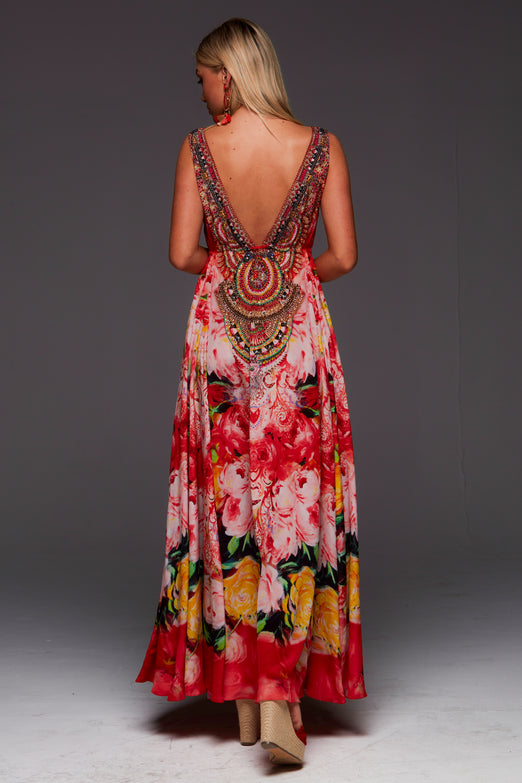 BE MINE MAXI DRESS