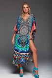 CIRCLE OF LIFE MEDIUM KAFTAN